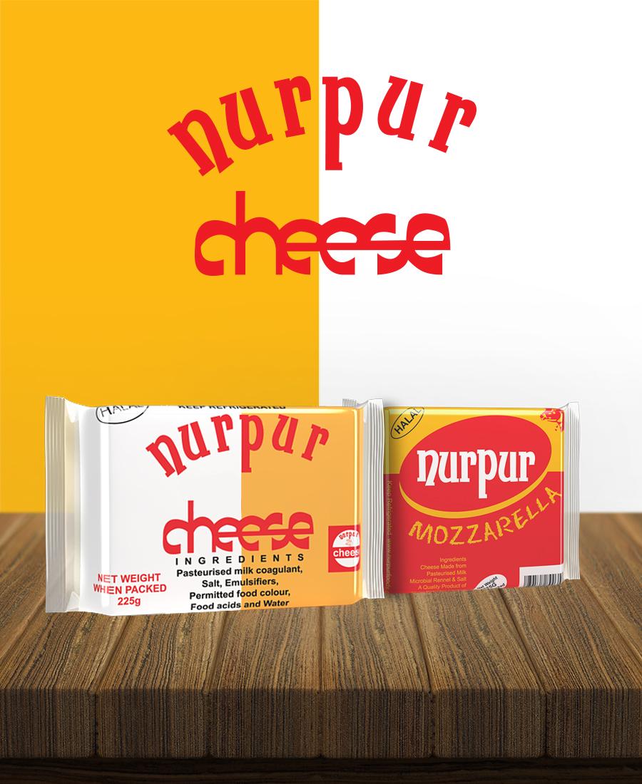 Nurpur Cheese | Fauji Foods Limited
